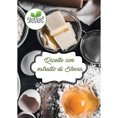 Recipes with Stevia extract