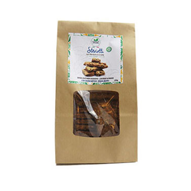 sugar-free biscuits sweetened with natural stevia for diabetics with ancient grains