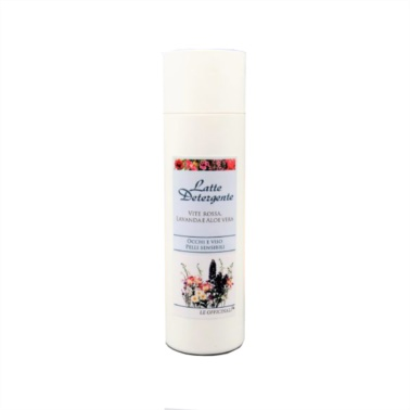 Milk-cleaner-for-face-with-red-waist-lavender-and-aloe-vera-for-skin-sensitive